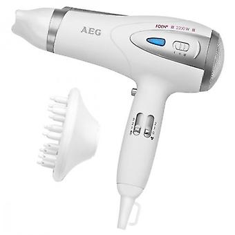AEG Htd 5584 White / metallic (Beauty , Hair care , Molded)