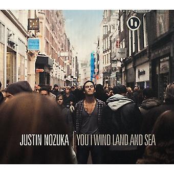 Justin Nozuka - du jeg vind Land & havet [CD] USA importerer