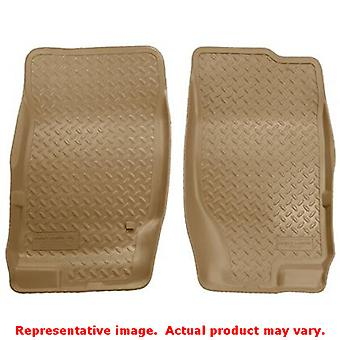 Husky Liners 33753 Tan Classic Style Front Floor Liners FITS:FORD 2002 - 2002 E