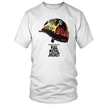 Born To Kill Full Metal Jacket Kids T Shirt