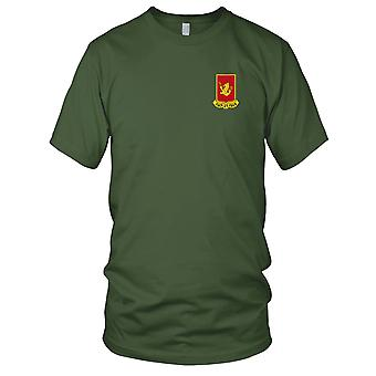US Army - 25th Field Artillery Battalion Embroidered Patch - Kids T Shirt
