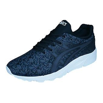 Asics Gel Kayano Trainer EVO Mens Running Trainers / Shoes - Black Grey