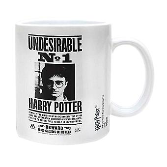 Harry Potter Mug Undesirable No1 New Official Boxed