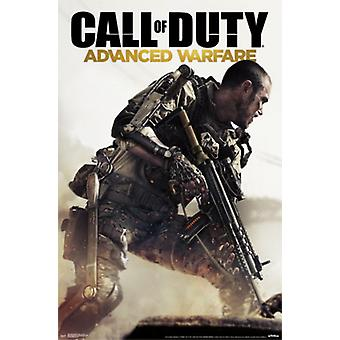Call of Duty - Advanced Warfare - Cover Poster Art Poster Print