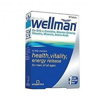 Vitabiotics - Wellman 30 capsule