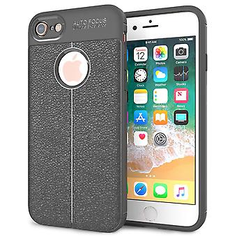 iPhone 8 Auto Focus Gel Case - Grey