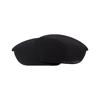 Replacement Lenses Compatible with OAKLEY HALF JACKET Asian Fit Black