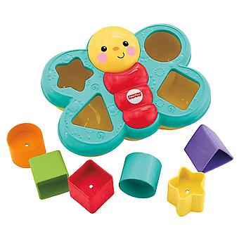 Fisher-Price vlinder vorm sorteerder