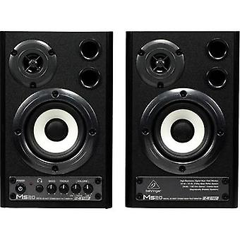 Active monitor 12 cm 4.75  Behringer MS20 10 W
