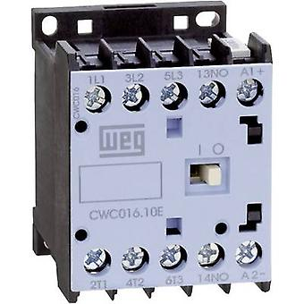 Contactor 1 pc(s) CWC012-01-30D24 WEG 3 makers 5.5