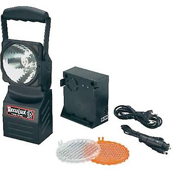 AccuLux Work lightEX protection zones: Xenon lamp · Nichia LED 5 mm 457481 Xenon lamp: 4 h · LED-Pilot lamp: