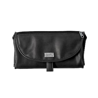 Isoki Change Mat Clutch Toorak - Black