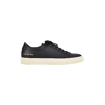 Common projects men's 21297547 black of sneakers