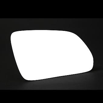 Right Stick-On Mirror Glass Easy to Fit For Skoda OCTAVIA 2004-2009