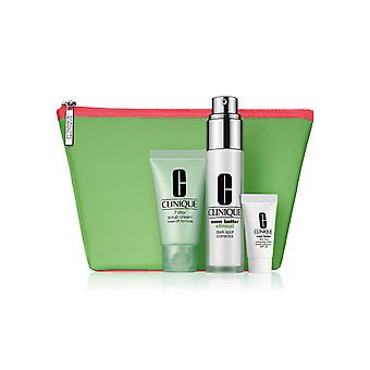 Clinique Even Better Skin Care 3Pc Set With Zipper Bag