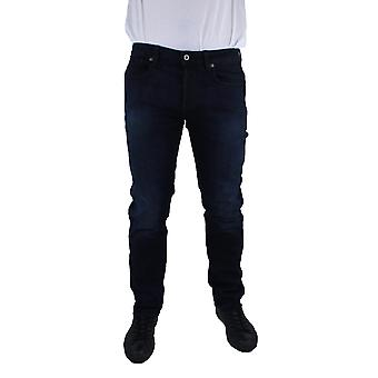 G-Star 3301 OT Straight DK Aged Cyclo Straight Denim Jeans