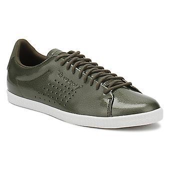 Le Coq Sportif Womens Olive Night Charline Trainers