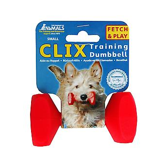 CLIX DUMBBELL  Dog toy Medium