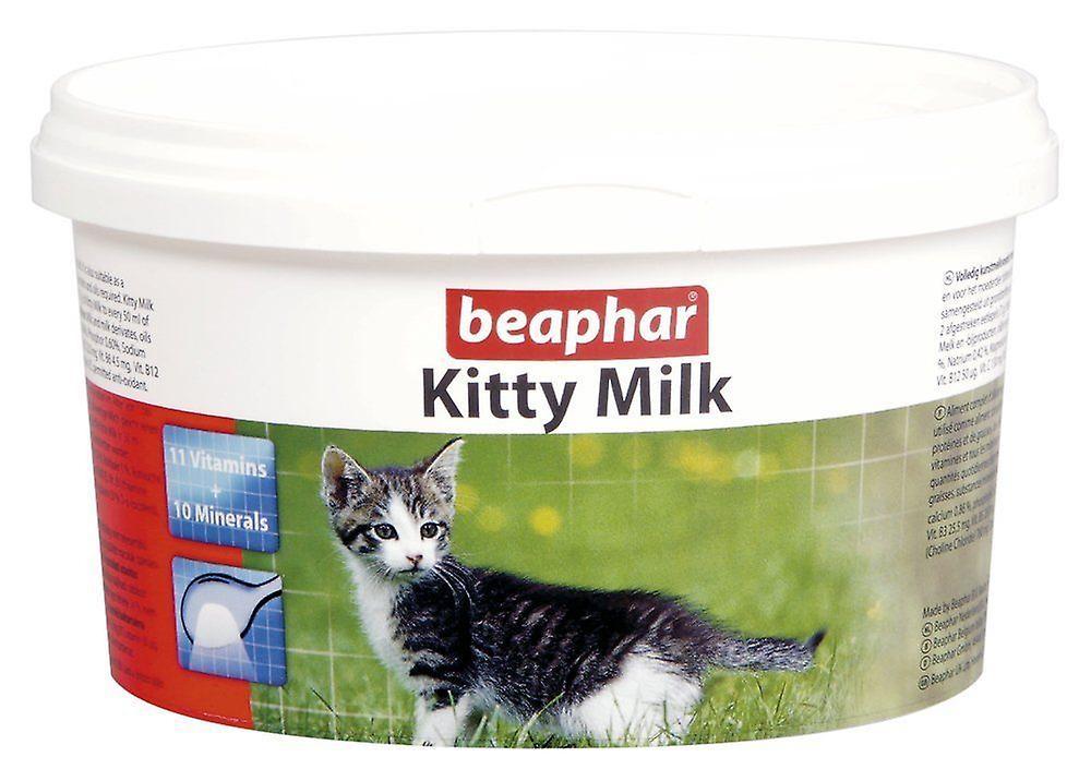 Beaphar Katze Kitty Lebensmittel Milch 200g