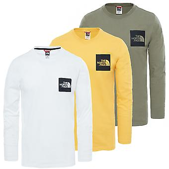 The north face long sleeve fine