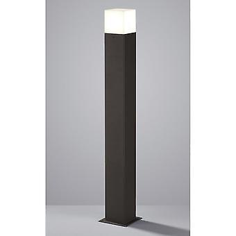 Trio verlichting Hudson moderne antraciet Diecast Aluminium Pole