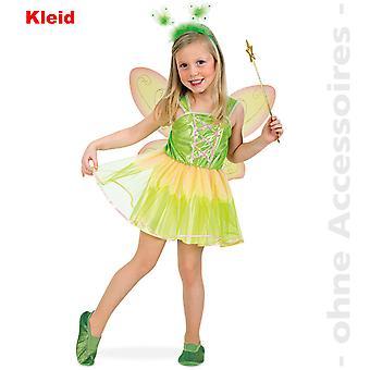 Fairy fairy dress forest Elf kids costume flower fairy Tinkerbell fairy tail child costume