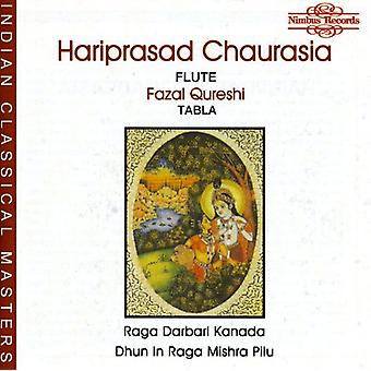 Hariprasad Chaurasia - Raga Darbari Kanada/Dhun in Ra [CD] USA import