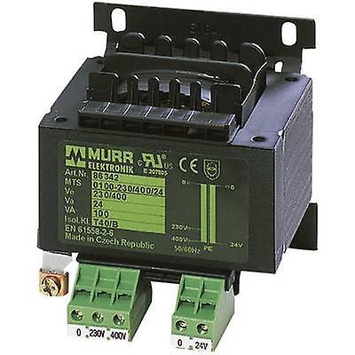 Transformateur de Murr Elektronik 86328 sécurité 1 x 230 V, 400 V 1 x 24 V AC 500 VA