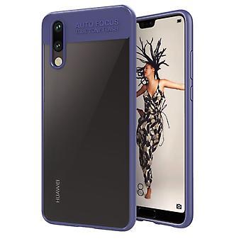 Ultra slim case para tampa do invólucro de protecção móvel Huawei P20 Pro Blau