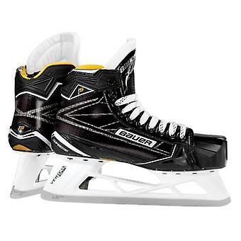 バウアー最高 1 ゴールキーパーのスケート上級
