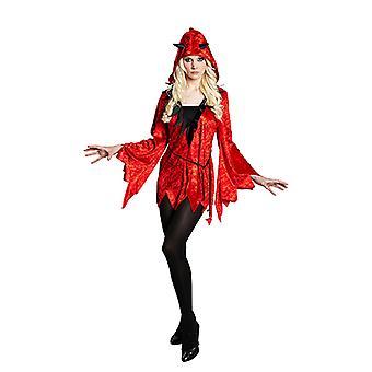 Slide Bola Devil Devil costume tunic costume for women