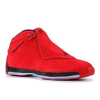Air Jordan 18 Retro 'Red Suede' - Aa2494-601 - Shoes
