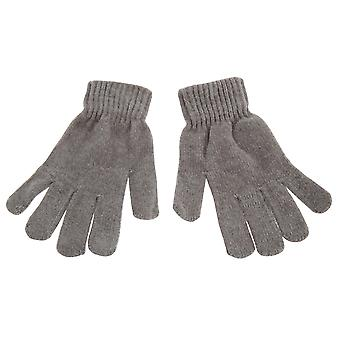 Womens/Ladies Chenille Thermal Magic Gloves