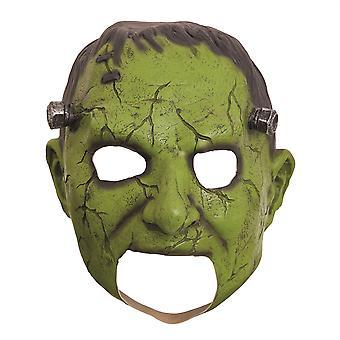 Frank Latex Maske (Mund frei)