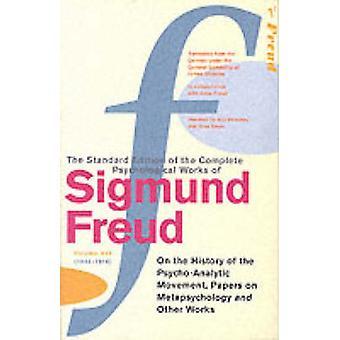 Psykologiske værker af Sigmund Freud - vol. 14 af Sigmund