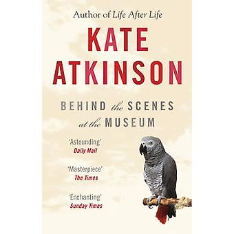 Behind the Scenes at the Museum (New Jacket) by Kate Atkinson - 97805