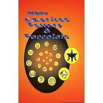 Marcas de 1800 en American cerámica y porcelana de libros L-W - 97808953804