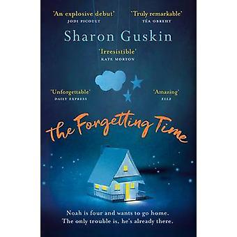 Le temps d'oublier par Sharon Guskin - livre 9781509806812