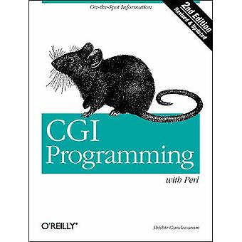 CGI Programming with Perl (2nd Revised edition) by Scott Guelich - Sh