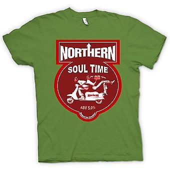 Womens T-shirt - Northern Soul Scooter Vespa