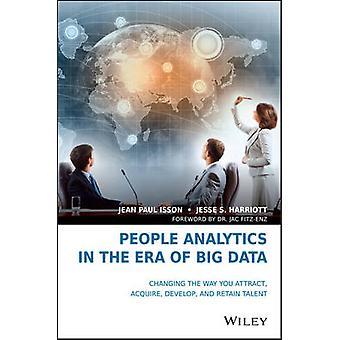 Personer Analytics i eran av Big Data - förändra sättet du locka