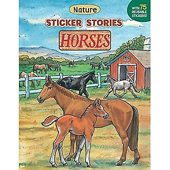 Horses with Sticker(s) (Nature Sticker Stories)