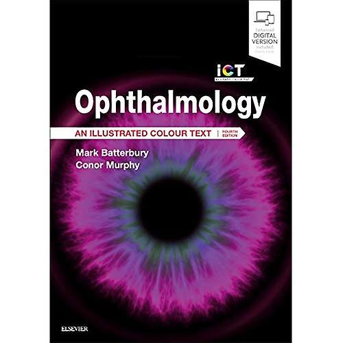 Ophthalmology  An Illustrated Colour Text (Illustrated Colour Text)