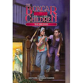 The Spy Game (Boxcar Children)
