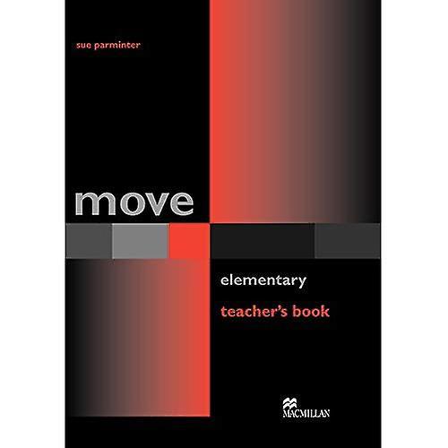 Move EleHommestary  Teacher& 039;s Book