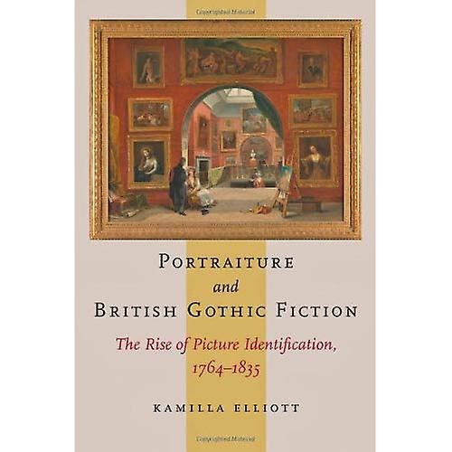 Portraiture and British Gothic Fiction