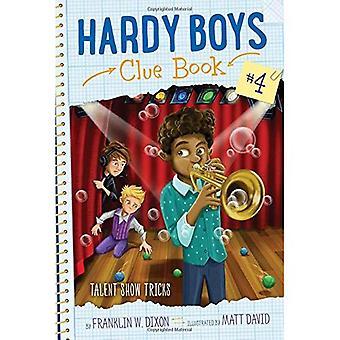 Talentenjacht trucs (Hardy Boys aanwijzing boek)