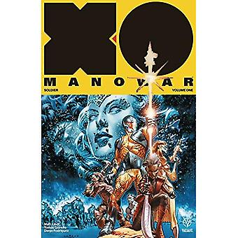 X-O Manowar (2017) Volume 1