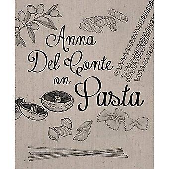 Anna Del Conte em massa