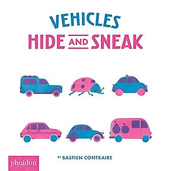 Vehicles Hide and Sneak [Board book]